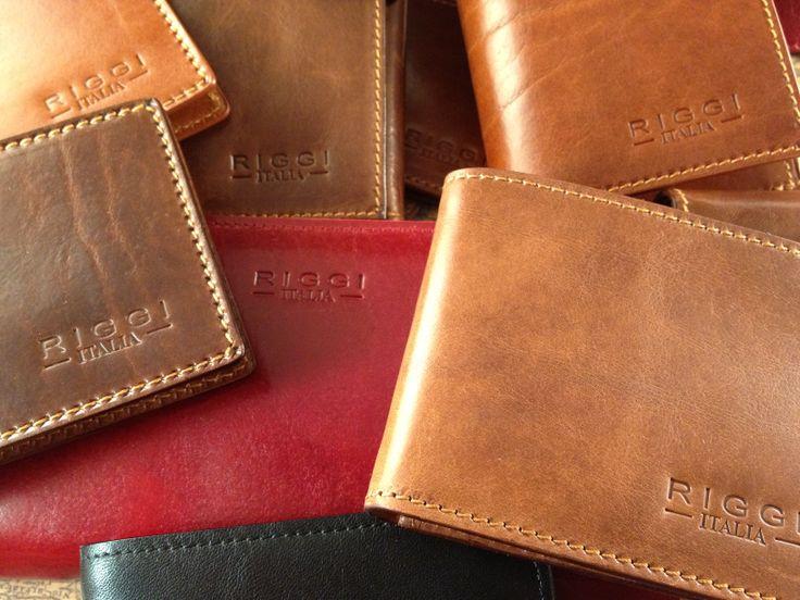 Fine Wallet Handmade Leather  FASHION,   MADE IN ITALY                          .                                             www.riggi-italia.com https://www.facebook.com/pages/R-I-G-G-I-Italia-/355697627857184