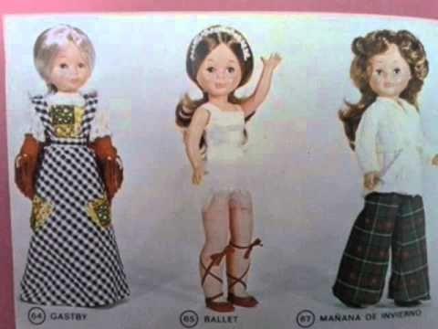 Nancy - las muñecas de famosa - YouTube