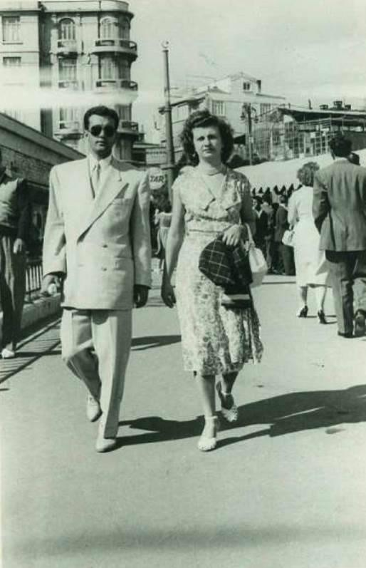 1940'lar #istanbul #Taksim #istanlook