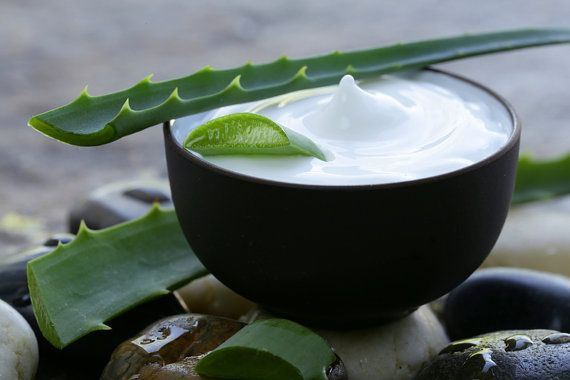 Aloe Vera and Sandalwood Aftershave creamMellow by 111elies
