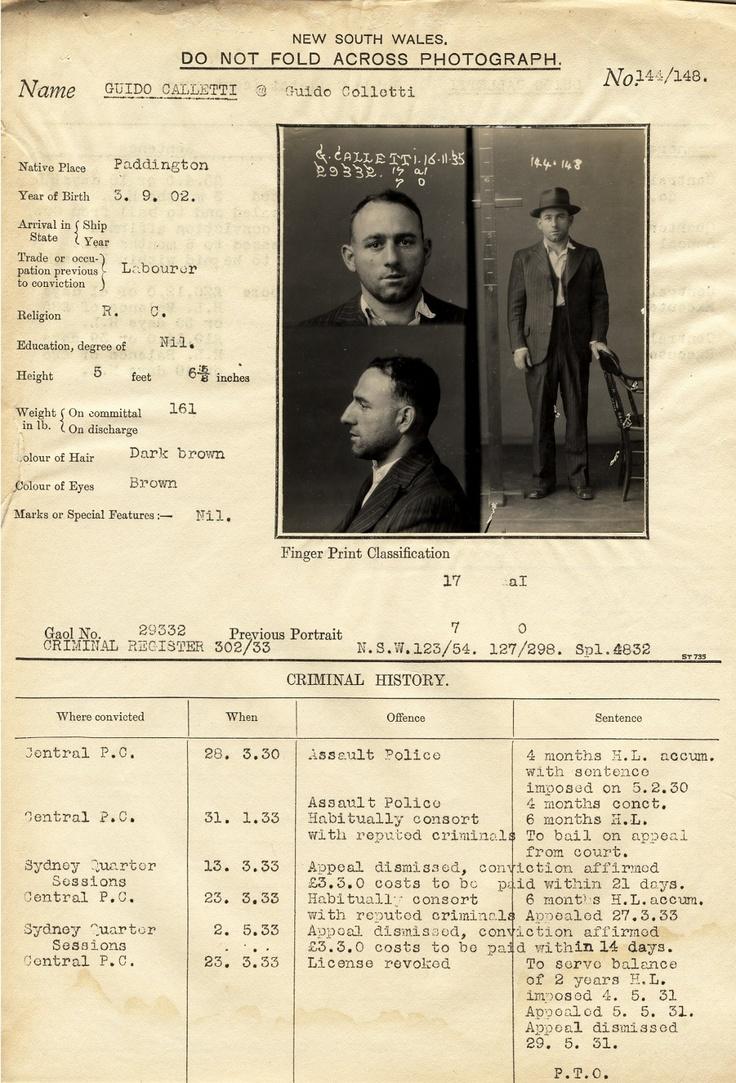 razor gangs sydney 1920s women - photo#27