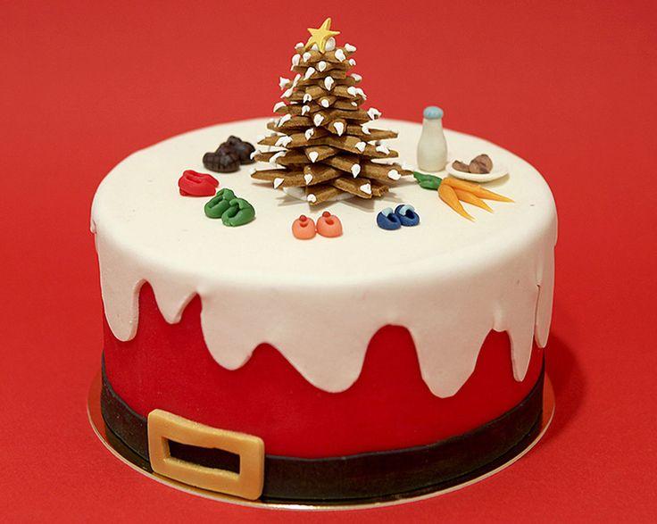 Ultra classiques ou excentriques, sobres ou pop, monomaniaques ou multi-saveurs… Zoom sur les gâteaux de Noël spécialement créés pour l'occasion, désirables à l'excès.