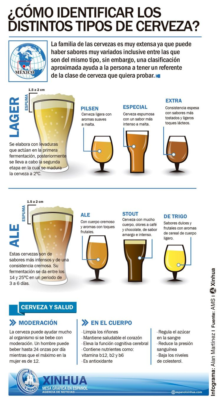 Aprenda a reconocer los distintos tipos de cerveza | AméricaEconomía - El sitio de los negocios globales de América Latina