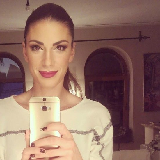ivana spanovic instagram - Google Search | beauty, hair ...