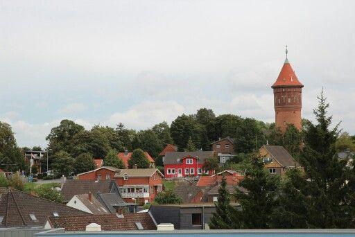Bad Segeberg / Kalkberg mit Wasserturm