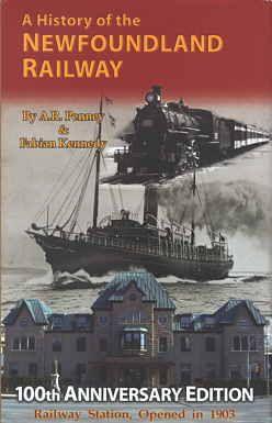 History of Newfoundland Railway Book