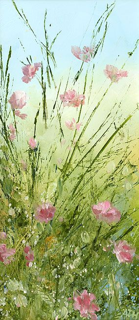 By Amanda Hoskin, a contemporary landscape artist based in Cornwall, England.