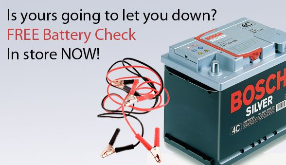 Free Battery check Batteries Best price discount tyres bedford leighton buzzard