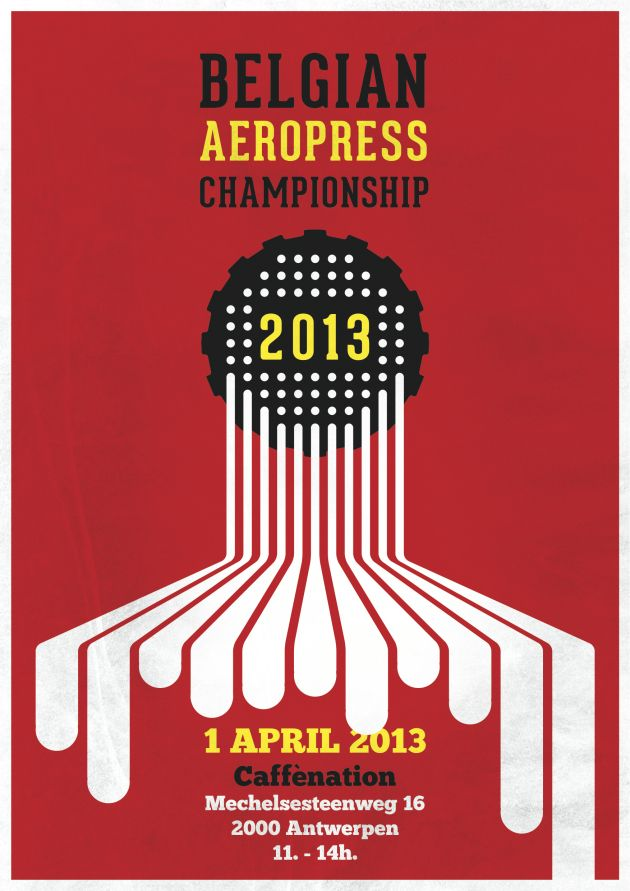 Why are aeropress championship posters the coolest on earth? #like  via http://worldaeropresschampionship.com/
