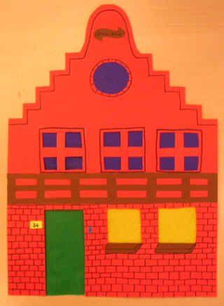 1000 images about sinterklaas knutselen crafts saint nicholas op pinterest mantels papier - Versier het huis ...