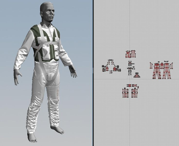 Overview on creating character clothing via patterns with Marvelous Designer (cloth simulator). Creating cloth alpha stamps to use in zbrush and etc