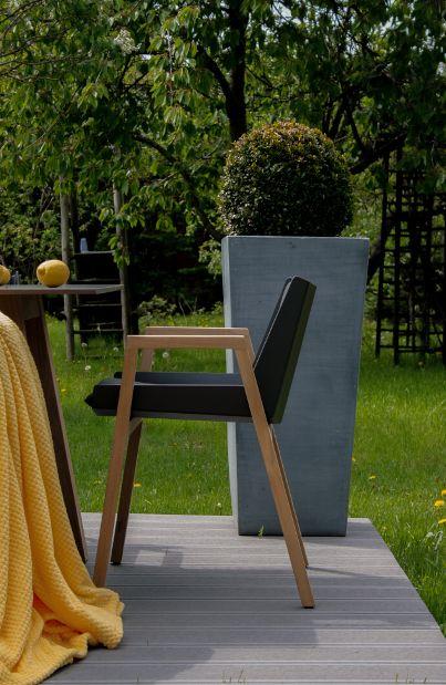 Chios krzesło donica Sky Tall