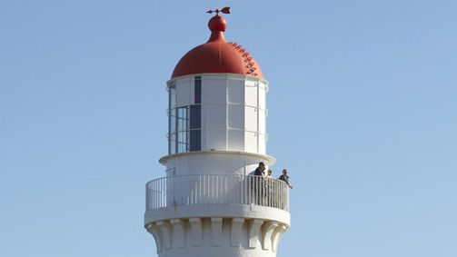 Cape Schanck Lighthouse, Cape Schanck, Mornington Peninsula, Victoria, Australia