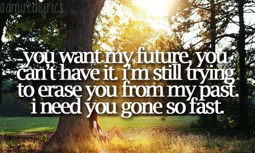 Undo It- Carrie Underwood...I have a friend who is a guy who likes this song, and can even sing it!
