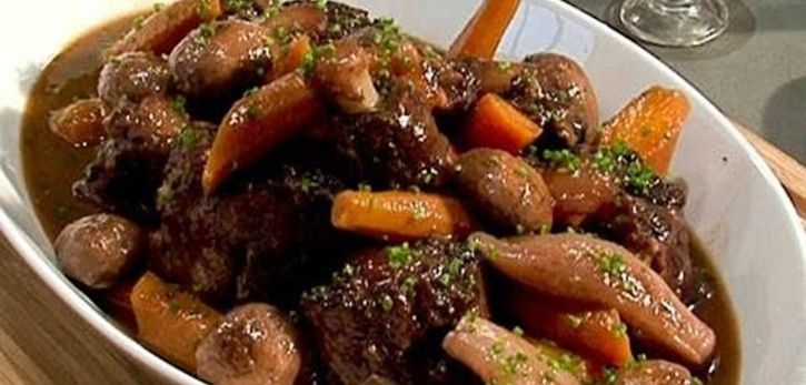 Queue de boeuf - Recette cuisine.abidjan.net/