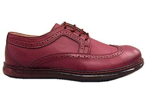 Dragon Oxford Air Sole for Everyday Sneaker maroon - http://on-line