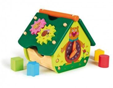 OOPS // Casa de madera multiactividad