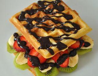 e-Kumbaram: Stand Açarak Yapılabilecek İşler:Waffle