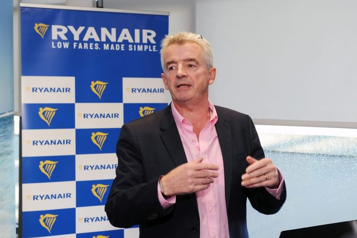 Ryanair CEO Thinks Higher Pay Can Solve Drawn-Out Pilot Dispute