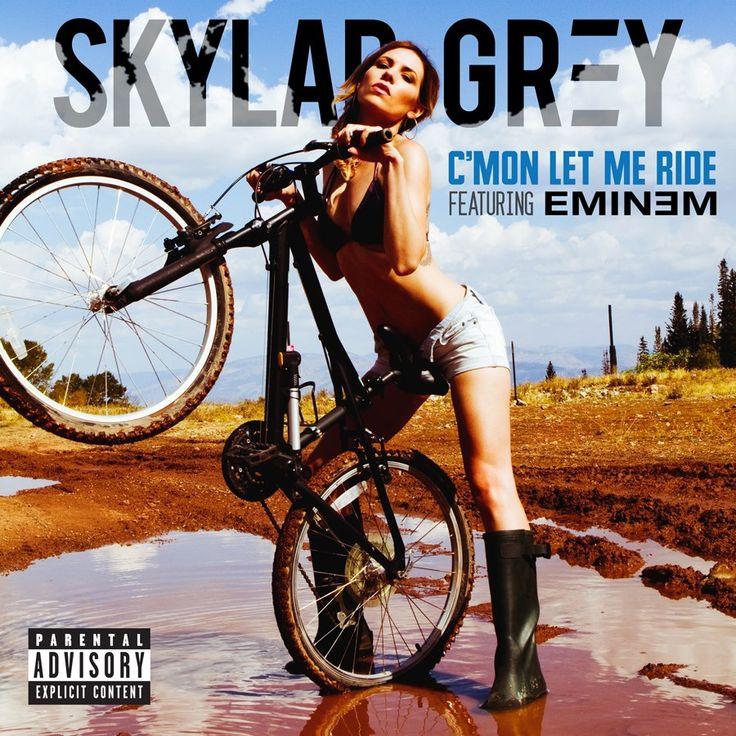 Skylar Grey – C'mon Let Me Ride (feat. Eminem) (Single Artwork)