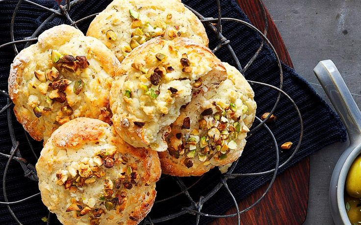 This iconic Aussie dish has come a long way since it used to be made with just basic ingredients and cooked over the hot coals of a camp fire! In this simple recipe, damper gets a facelift with the addition of herbs, cheese and pistachios.