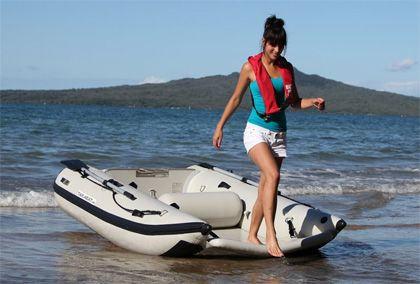 Takacat 340 L hardly used | SE Coast: Samui & Region | RIB, Dinghy, Tender For Sale | Bahtsold.com | Baht&Sold