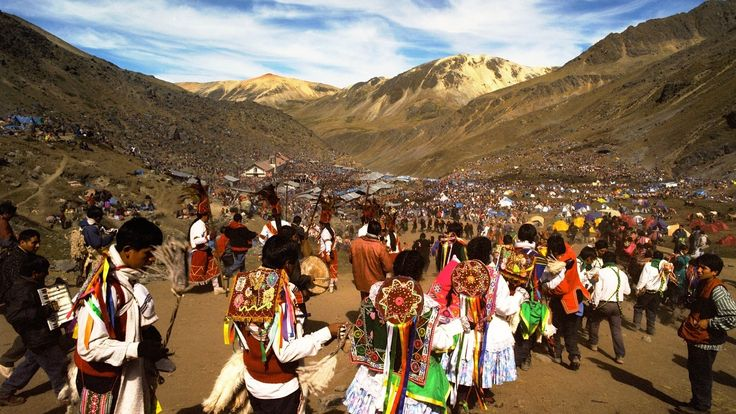 Are you in good climbing shape? Good. Strap on your hiking boots and join this spiritual ascent in Peru.