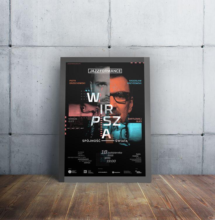 JAZZFORMANCE / Wirpsza poster 2015