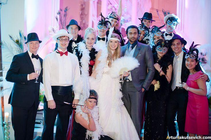 Great Gatsby weddingv
