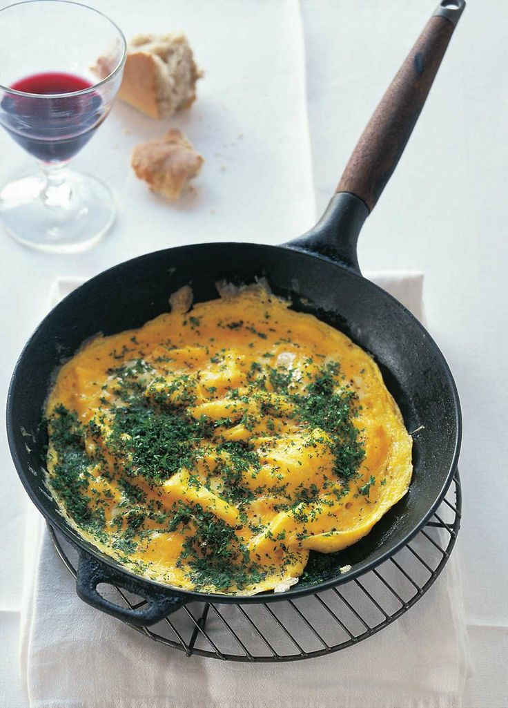 Basic omelette by Margaret Fulton | Cooked