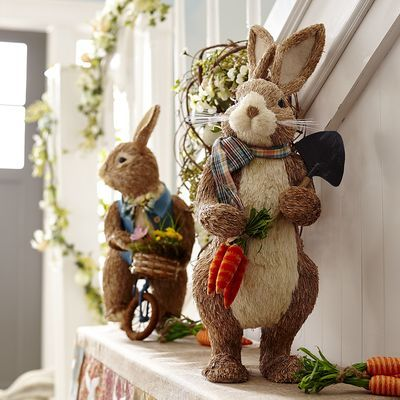 1322 best easter decor treats images on pinterest for Little garden imports