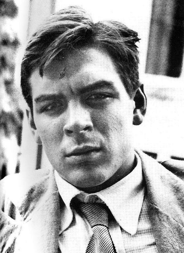 22-х летний студент-медик Эрнесто Че Гевара. Буэнос-Айрес. Аргентина. 1951г.