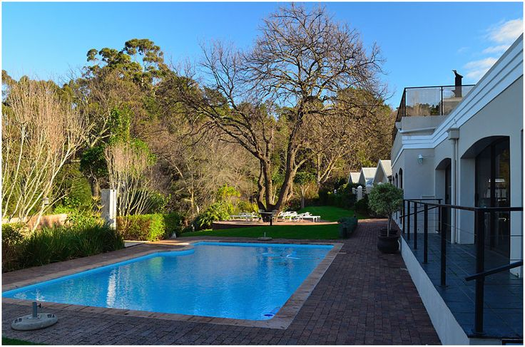 Helderberg Forest Boutique Lodge, Somerset West, South Africa.