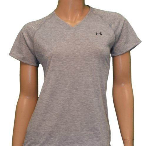 under armour women. under armour women\u0027s ua heatgear loose fit v-neck « clothing impulse women y