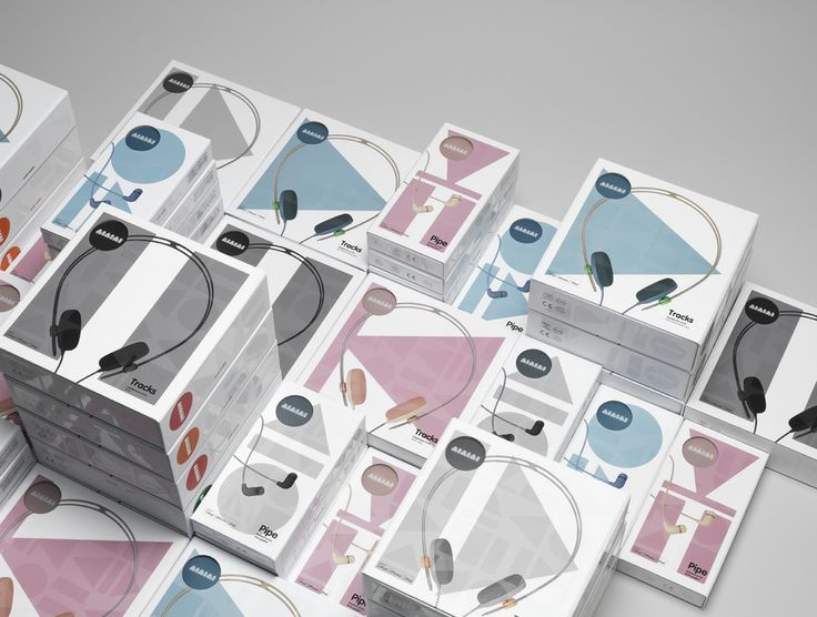 aiaiai / muggie ramadani.... Old school: Graphic Design, Package Design, Packaging Design, Headphones Packaging, Aiaiai Packaging, Aiaiai Headphone, Muggie Ramadani