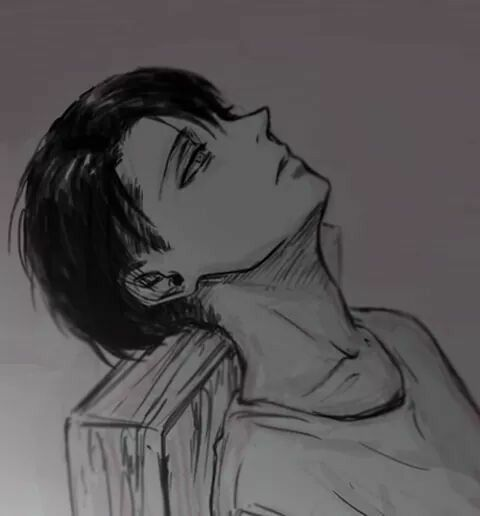 ○○○  Levi ACKERMAN <--- He doesn't seem too ENTHUSIASTIC (not that that's anything new, I just needed an excuse to do the all-caps thing).