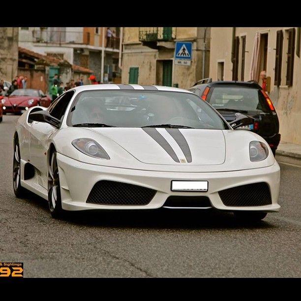 F430 Scuderia. #ferrari #f430 #scuderia #carsighter1  #instagood #cute #photooftheday #follow #picoftheday #like #beautiful #instadaily #followme #tagsforlikes #instamood #bestoftheday #instalike #amazing #carporn #cargramm #supercars #carspotter #spotter#instafamous #supercars #dreamcars #cars #arabcars #follow4follow