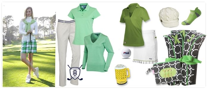 St. Patty's Day golf style for women   Golf4Her