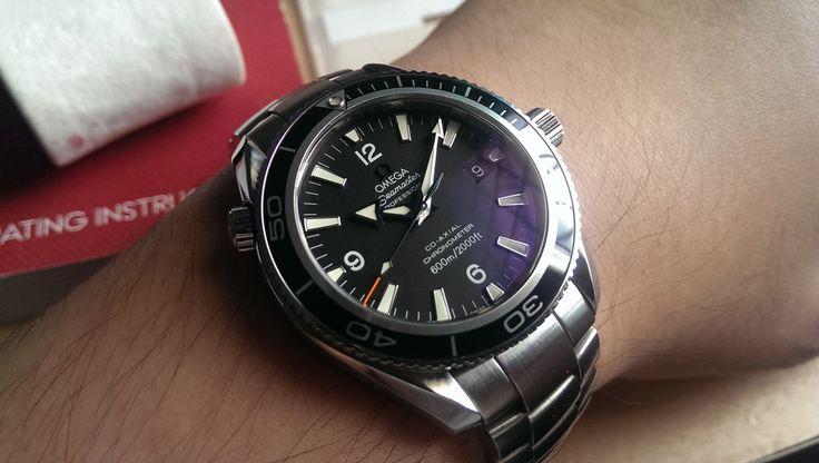 Réplica Omega Seamaster reloj para hombre revisión | réplica de reloj superior