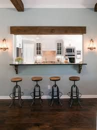 image result for kitchen wall cut out kitchens cocina abierta al rh pinterest es Wall Cutouts Between Rooms cut out wall kitchen island