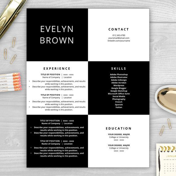 614 best Résumé images on Pinterest Resume ideas, Cv template - resume services chicago