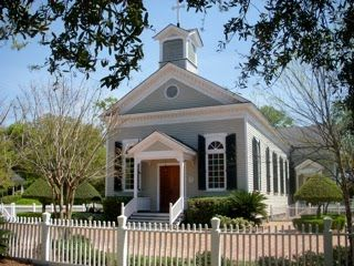 All Saints Church Thomasville, Ga - one of my favorite little towns and churches!
