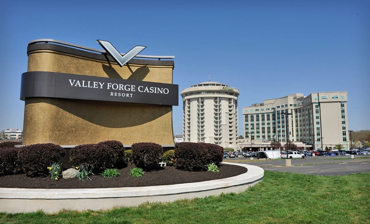 PA: One Night for Two, Valley Forge Casino Resort, save 54%
