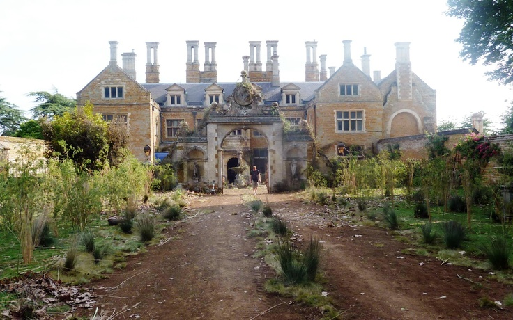 Satis House - Great Expectations