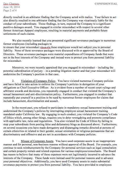 Pinterestu0027teki 25u0027den fazla en iyi Dov charney fikri Dodge - employment termination letters