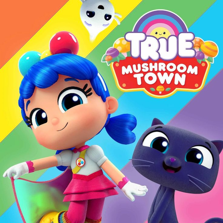 Season 3 True and the Rainbow Kingdom Another face