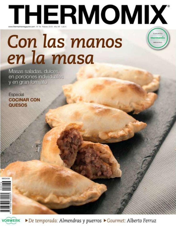 ISSUU - Thermomix magazine nº 76 febrero 2015 de Revistas - Libros - Cómics