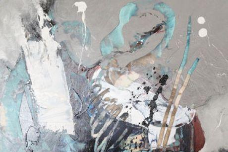 L'abstraction transparente investit les murs