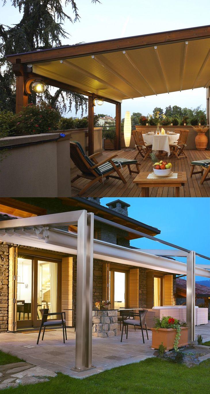 Obrovskou výhodu pergoly je, že rozšíri priestor na bývanie a umožní tráviť viac času vonku.