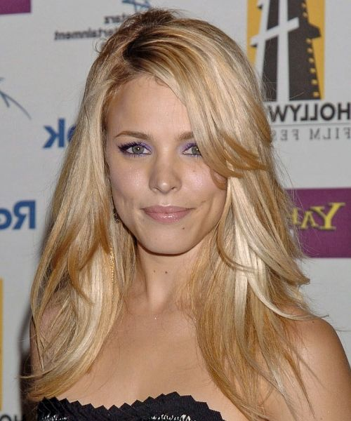 Rachel McAdams long hair